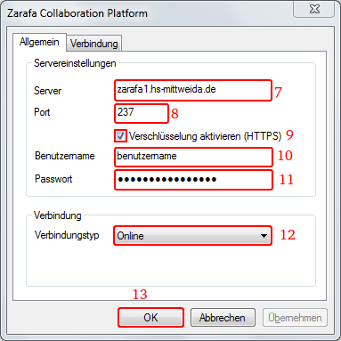 Zarafa und outlook-outlook 2003 5.png
