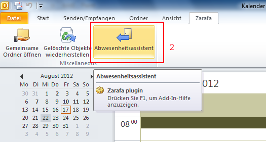 Programmfenster