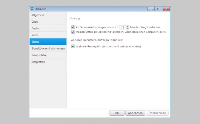 Cisco Jabber Client – HSMWiki